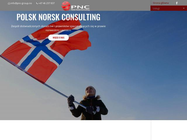 Polsk Norsk Consulting • Polski księgowy Norwegia
